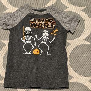 Baby Boy Star Wars Shirt